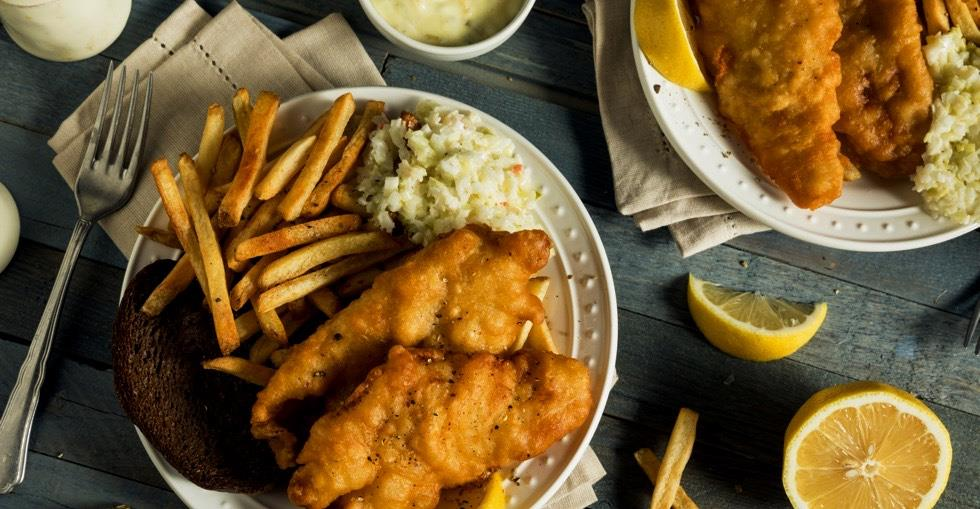 Sector Spotlight: Fish and Chip Shop