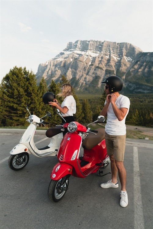 successful scooter e-bike rental - 15