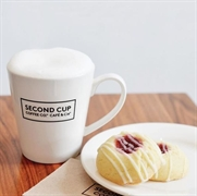 second cup brampton - 2