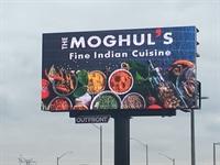 upscale successful indian restaurant - 1