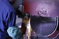 metal fabrication business property - 1
