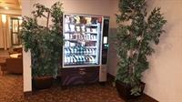 established vending business with - 1