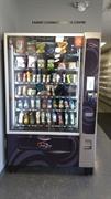 established vending business with - 3
