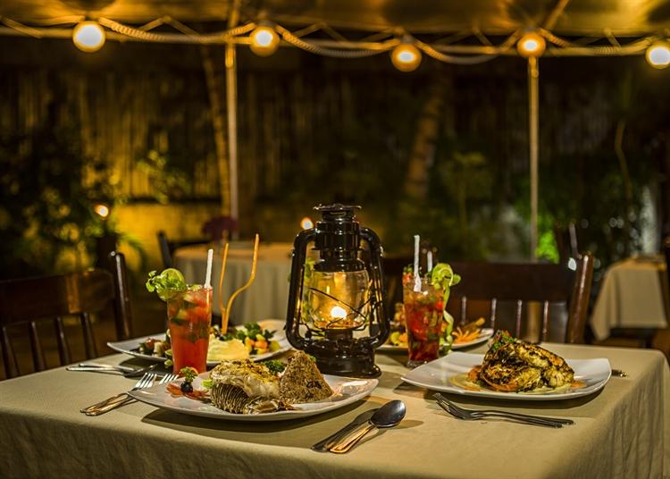 award winning restaurant lounge - 9