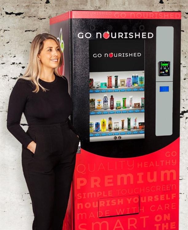 modern vending business ontario - 2