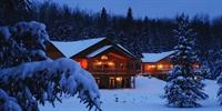 Winter Wonderland at The Prairie Creek Inn