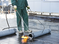 flat low-slope roofing company - 1
